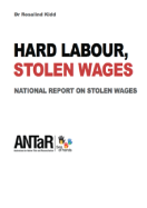 Hard Labour, Stolen Wages By Dr. Ros KiddFree- PDF
