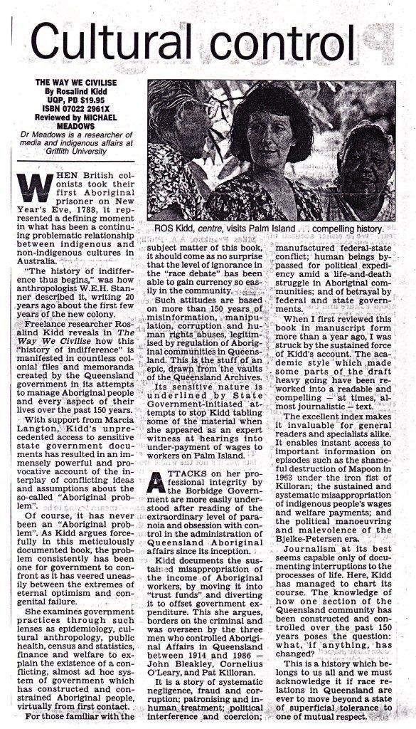 Meadows 16 Aug 1997